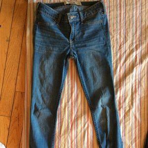 Hollister 0s Jean leggings